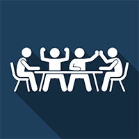 Image depicting the title of the managing meetings course.