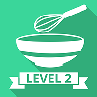 Image depicting the title of the level 2 food hygiene course.