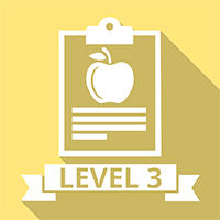 Image depicting the title of the food safety level 3 course.